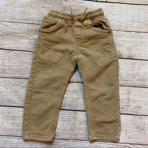 3/$12 car &jack khaki pants 3T